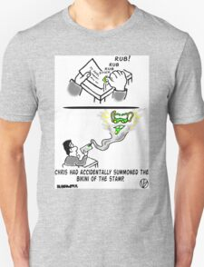 Genie Of The Lamp- NOT Unisex T-Shirt
