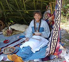 Rosalee Lane, Creek Potter, Panama City, FL by May Lattanzio
