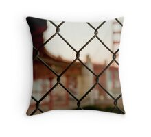 golden gate bridge 14 Throw Pillow