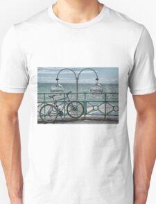 Brighton seafront Unisex T-Shirt