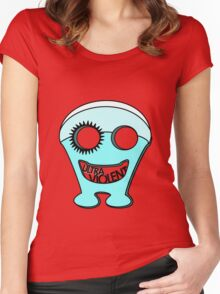 UltraViolent Women's Fitted Scoop T-Shirt