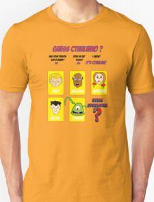 Guess CthulWho? T-Shirt