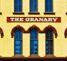 The Granary Building Sticker