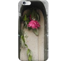 Withered Offering iPhone Case/Skin