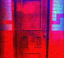 Alice's underground subway door by ShellyKay