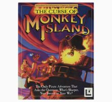 The Curse of Monkey Island Kids Clothes