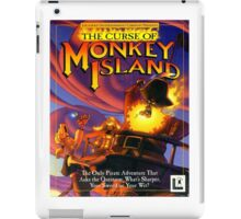 The Curse of Monkey Island iPad Case/Skin
