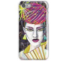 Vintage Punk iPhone Case/Skin