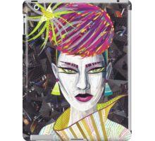 Vintage Punk iPad Case/Skin
