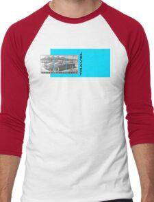 TRAVEL Men's Baseball ¾ T-Shirt