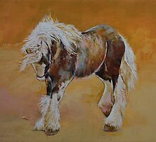 Gypsy Pony by Michael Creese