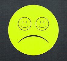 Smiley Face - Alter Ego by Vladimir Kotov