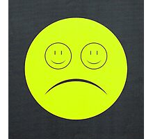 Smiley Face - Alter Ego Photographic Print