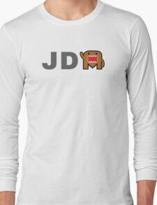 JDM Domo monster Long Sleeve T-Shirt