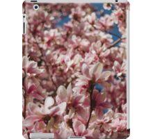 Pink Magnolia Tree iPad Case/Skin
