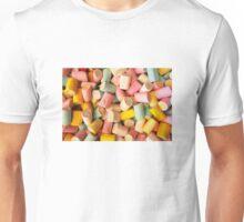 Marshmallows candy Unisex T-Shirt