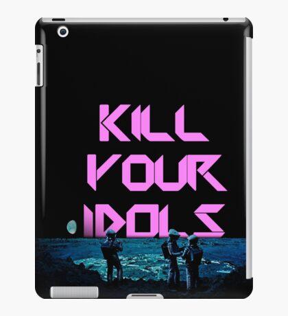 Kill Your Idols iPad Case/Skin