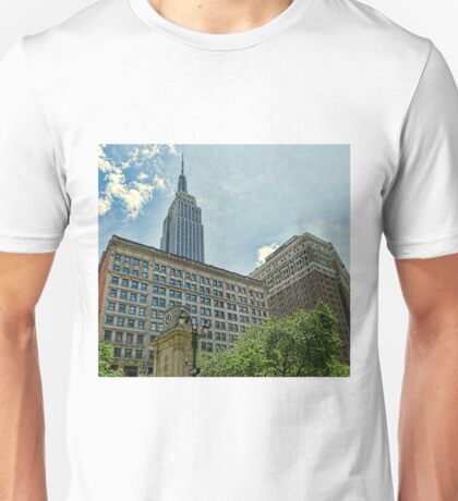 The Empire State Building, New York Unisex T-Shirt