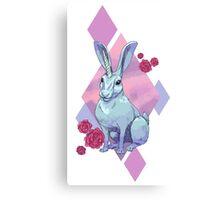 Uni-hare Canvas Print