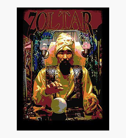 BIG - Zoltar Photographic Print