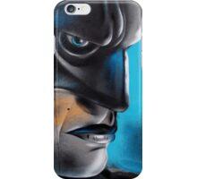 brick lane graffiti batman one iPhone Case/Skin
