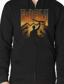 This is my Boomstick T-shirt Zipped Hoodie