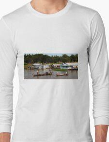 A Floating Community - Viet Nam Long Sleeve T-Shirt