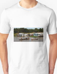 A Floating Community - Viet Nam T-Shirt