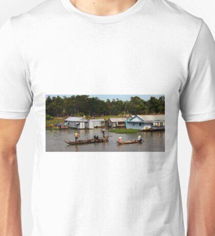 A Floating Community - Viet Nam Unisex T-Shirt