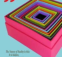 The Nature of Reality by Gianni A. Sarcone