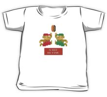 8-Bit Hi-Five Kids Tee