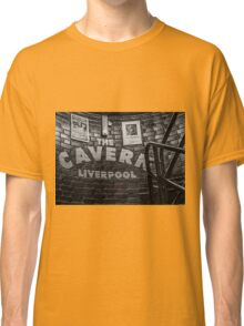 The Cavern Club, Liverpool Classic T-Shirt