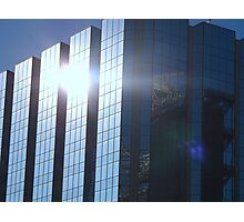 Corporate Reflections Photographic Print