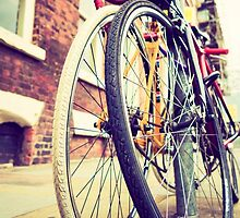 Bicycles by Beverley Goodwin