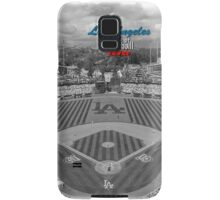 Los Angeles Home of Baseball Fever Samsung Galaxy Case/Skin
