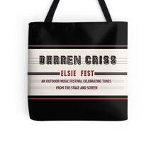 Darren Criss - ELSIE Tote Bag