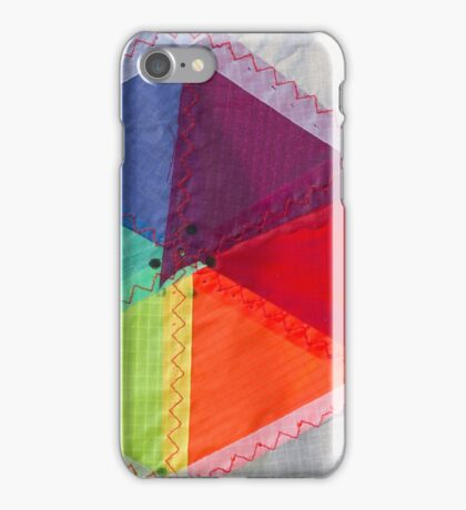 colorful kites flying in the sky iPhone Case/Skin