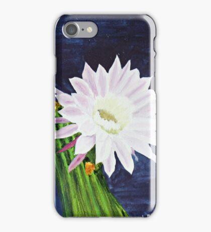 Midnight Blossom iPhone Case/Skin