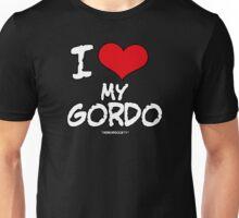 I Heart My Gordo Unisex T-Shirt