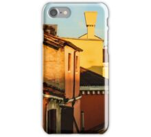 Impressions of Venice - Choose a Hotel With a Roof Terrace  iPhone Case/Skin