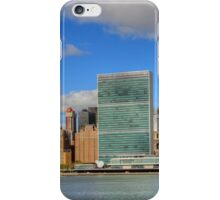 Manhattan - Gantry Plaza iPhone Case/Skin
