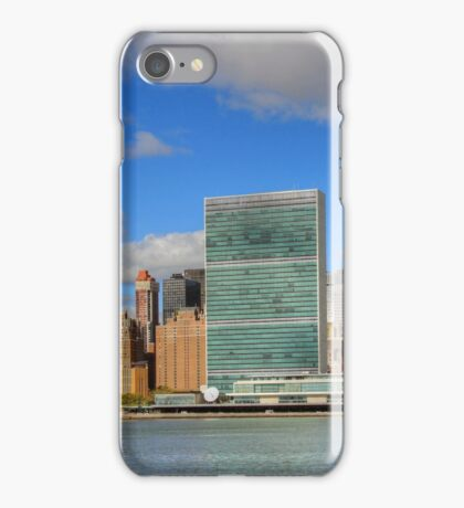 Manhattan - Gantry Plaza iPhone Case/Skin