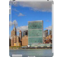 Manhattan - Gantry Plaza iPad Case/Skin