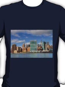 Manhattan - Gantry Plaza T-Shirt