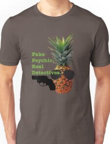 Psych Pineapple Unisex T-Shirt
