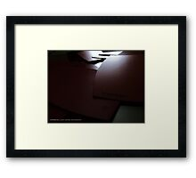 TOMATO BISQUE Framed Print