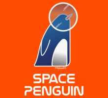 Space Penguin Kids Clothes