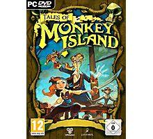 Tales of Monkey Island Photographic Print