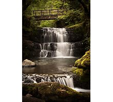 Sychryd Cascades and waterfalls Photographic Print