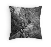 Yggdrasil Throw Pillow
